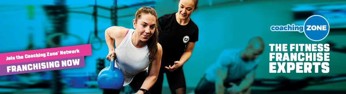 Coaching Zone fitness franchise