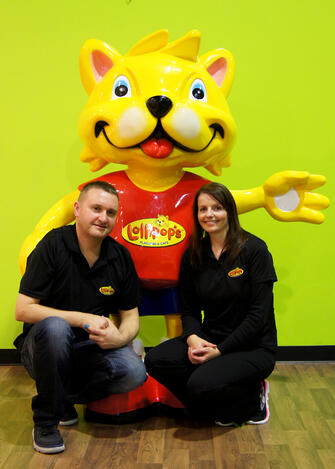 lollipops playland franchisee Cathy Maher