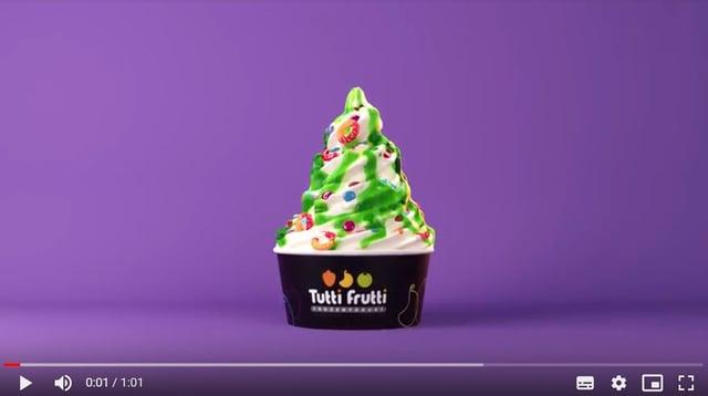 Tutti Frutti video