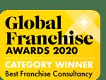 Global Franchise Awards Winner - DC Strategy 2020
